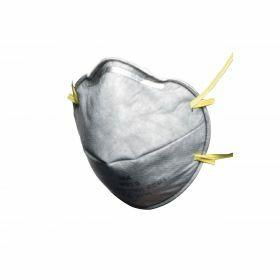 Masque industriel anti-poussières  FFP1 anti-odeurs