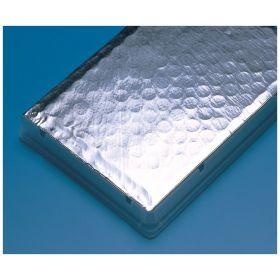Feuilles adhésives en aluminium pour PCR