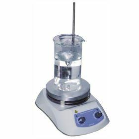 Biosan MSH-300 Agitateur Magnétique Chauffant 250-1250 rpm