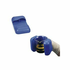 Mouffle thermoprotectrice Grabbit en silicone violet