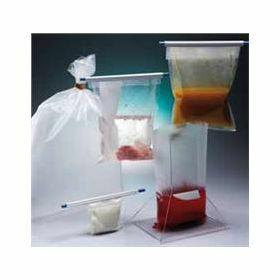 sac malaxeur filtre latéral 400ml