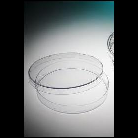Boîte de pétri D90mm (H14.2mm), 3 ergots, stérile (ECO)