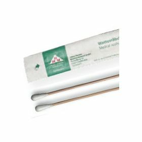 Porte-coton en bois stérile emballé par 2