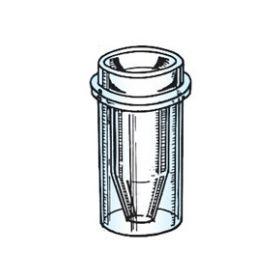 Godet 0,5ml conique