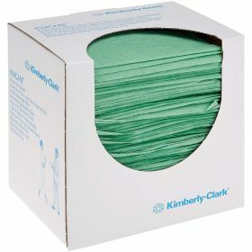 Tissu de protection KIMCARE 38x50cm - vert
