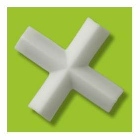 barreau magnetique forme de croix 10x5mm