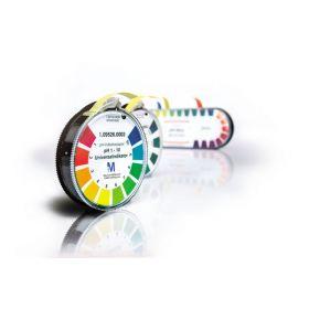Merck Alkalit papier indicateur de pH 0.5 - 13.0 avec échelle colorimétrique