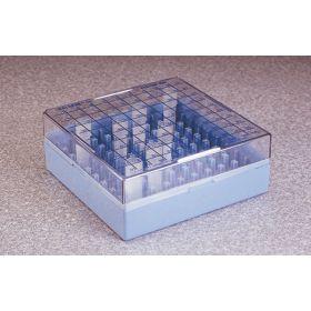 Cryoboîte PC 10x10 puits pr. tubes jusqu'à 2ml