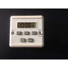 Minuteur-horloge digital