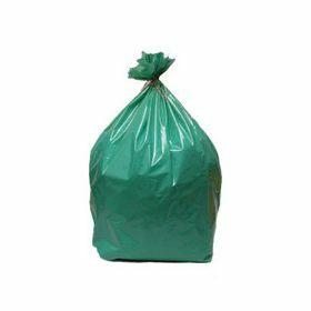 Sacs poubelle - vert - 40µm - 700x1050mm - LDPE