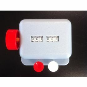 Compteur de cellules manuel - 2 compteurs - boîtier ABS