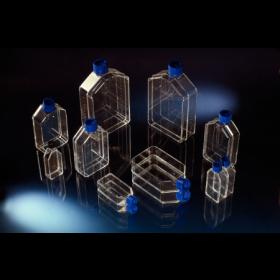 Flask TC Nunclon 80cm² col droit +cape filtre