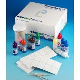 Prolex strep grouping test kit
