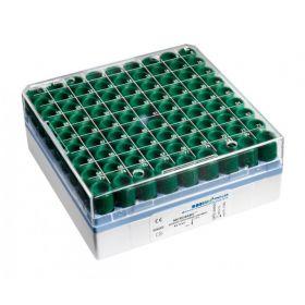 Perles colorées codées vertes MICROBANK-80