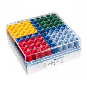 Perles colorées codées mixtes MICROBANK-80