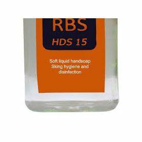 RBS HDS15 savon bactéricide 5L