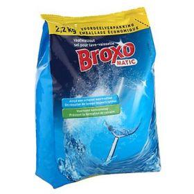 Broxomatic sel à régénération 12x1kg