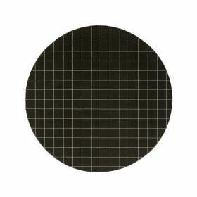 ME25/31 filtre membrane stérile quadrillé (grid)blanc/noir D47mm 0,45µm