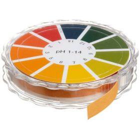 pH Indicateur   0,5-5,5 , rl  7mmx5m