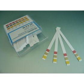 bandelette pH indicat. 4,5-10.0 dim.6x80mm