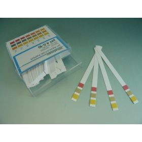 bandelette pH indicat. 6,0-8,1  dim.11x100mm