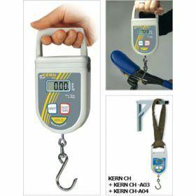 Kern hangweegschaal CH 50K50,50kg precisie 50g