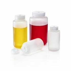 bouteilles à centrif.500ml PP+ càv PP+ joint silic