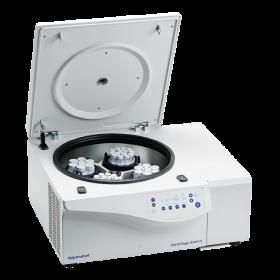IVD Centrifuge Pack EPP 5810 R, avec clavier, avec rotor S-4-104 et adaptateurs tubes 15/50ml