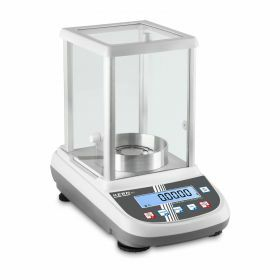 Balance d'analyse Kern ALJ 310-4A 310g, précision 0,1mg