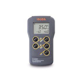 Hanna Inst. K, J, T-type thermocouple HI93551