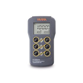 Hanna Inst. K, J, T-type thermocouple HI93551N