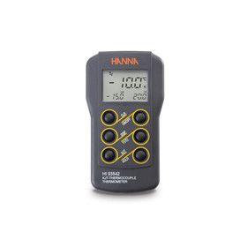 Hanna Inst. K, J, T-type thermocouple HI93542