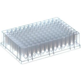 Midwell plate 96-puits ronds 0,8ml fond-V
