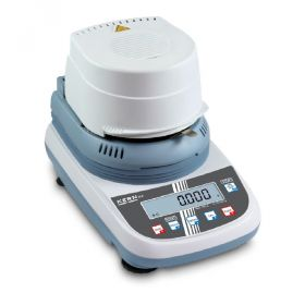 Kern Analyseur d'humidité DLB 160-3A - 160g, 1mg, 35-160°C