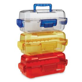 Boîte de transport DURAPorter™- PC - jaune