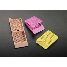 Unisette, cassettes de traitement / insertion de tissus, blanches