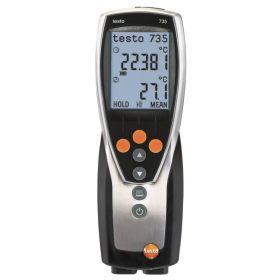 Testo 735-1 thermomètre, 3 canaux