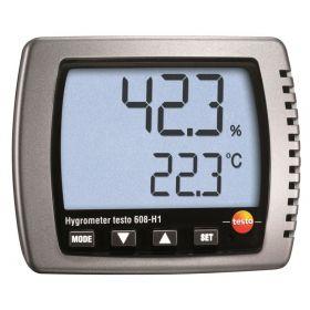 Testo 608-H1 Thermo-hygromètre, 50°C