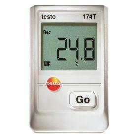 Testo 174T SET - Interface USB, support, piles, 70°C