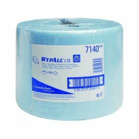 Wypall L10 Extra essuyeurs, bleu, rouleau (1500 ess.) 1-pli