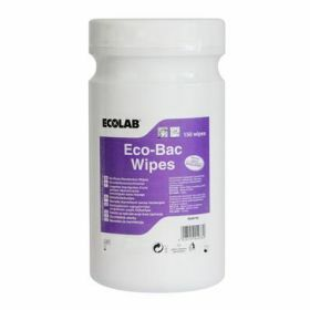 Eco-Bac Wipes 150x food-wipes (désinfectant)