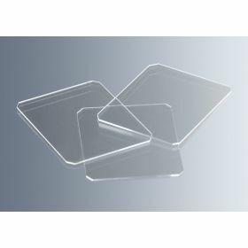 Lamelles couvre-objet pour hématimètre, 22x22mm