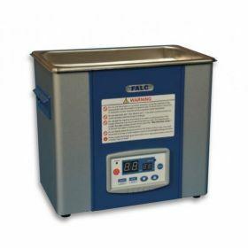 Falc LBS 1 - H3 Bain à ultrasons chauffée - 3L