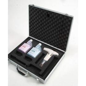 Testo 205 it de démarrage - Appareil de mesure du pH et de la température dans les milieux semi-solides, 60°C/14pH