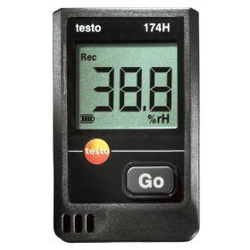 Testo 174H set - Mini-enregistreur de données pour la température et l'humidité de l'air, 70°C