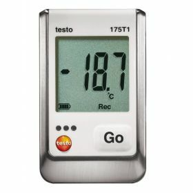 Testo 175 T1 set - Enregistreurs de température, 55°C
