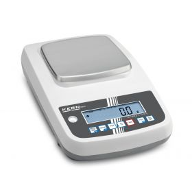 Kern balance de précision EWJ6000-1SM 6000g, précision 0,1g - calibration intern