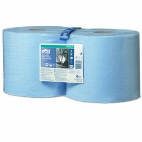 Tork Industriel Heavy Duty Papier bleu 3pl 23,5cmx119m