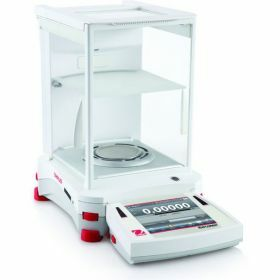 OHAUS Explorer® Semi-Micro EX125DM, 52/120g, 0,01/0,1mg