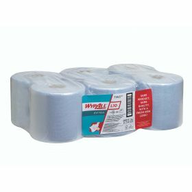 Wypall L10 Extra essuyeurs, blanc, rouleaux (700 ess.) 1-pli